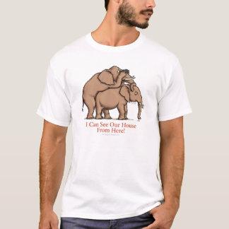 Camisa de los elefantes