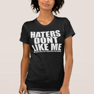 Camisa de los enemigos de las señoras