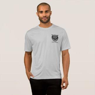 Camisa de los gatos monteses del Mohave de Tek del