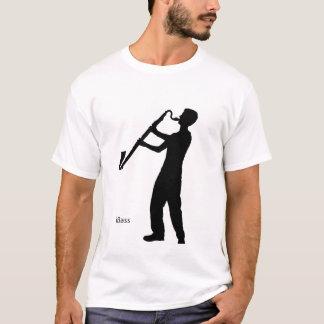 Camisa de los iBass del clarinete bajo