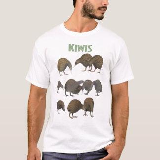 Camisa de los kiwis