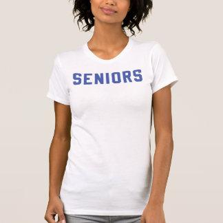 Camisa de los mayores de las mujeres