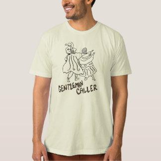 Camisa de los pares del baile del visitante del