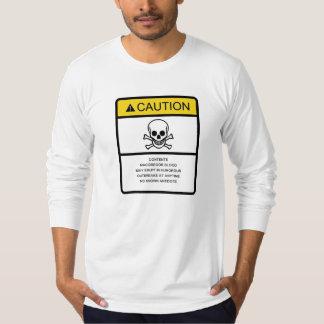 Camisa de MacGregor del catión