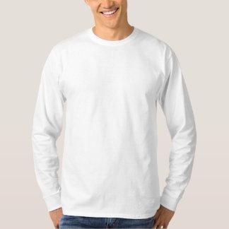 Camisa de manga larga bordada personalizado