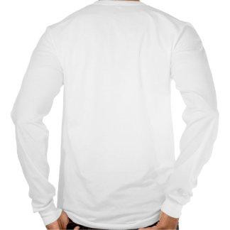 Camisa de manga larga cabida para hombre de
