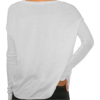 Camisa de manga larga de Bella Flowy de las