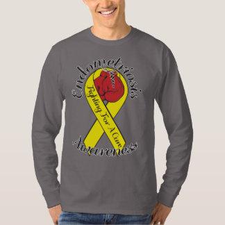 Camisa de manga larga de Hanes de la CONCIENCIA de