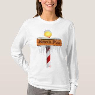 Camisa de manga larga de las señoras del ayudante