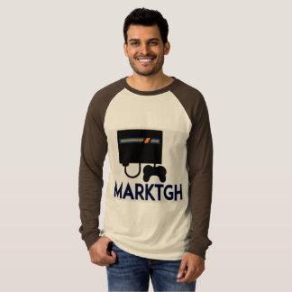 Camisa de manga larga de los hombres de MarkTGH