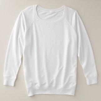 Camisa de manga larga de Terry del francés del