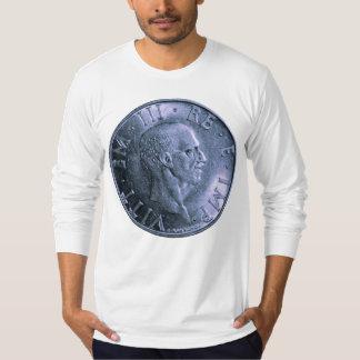 Camisa de manga larga - decoración Italia de la