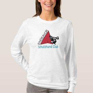 Camisa de manga larga del club de Schutzhund del