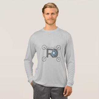 Camisa de manga larga del deporte