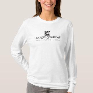 Camisa de manga larga del gastrónomo de Spagirl