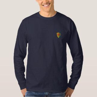 Camisa de manga larga del mariscal de Guillermo