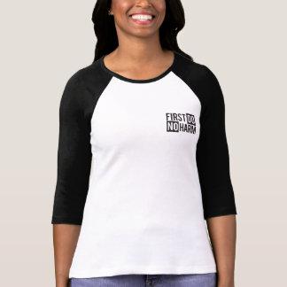 Camisa de manga larga negra y blanca