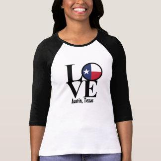 Camisa de manga larga para mujer de Austin Tejas