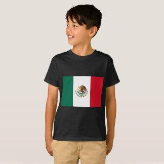 Camisa de México de los niños