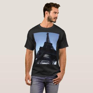 Camisa de París Francia de la torre Eiffel