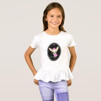 Camisa de Peplum de los niños de la ji Yum Yum