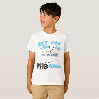 Camiseta Camisa de Pho usted es Phonomenal