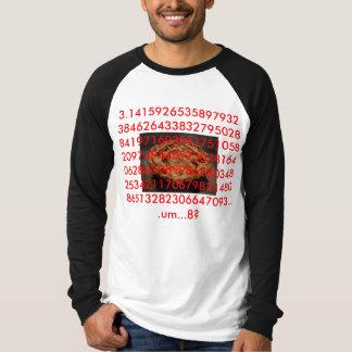 Camisa de Pi/Pie
