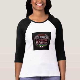 Camisa de radio de las señoras WolfPack