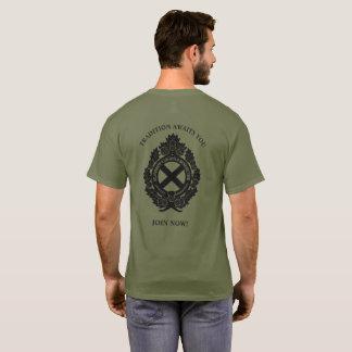 Camisa de reclutamiento de SALPD