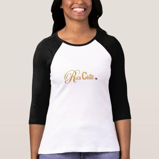 Camisa de RichChillTV para las mujeres
