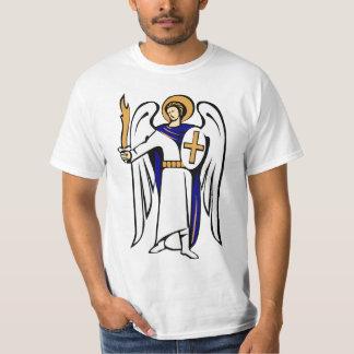 Camisa de San Miguel con rezo en revés