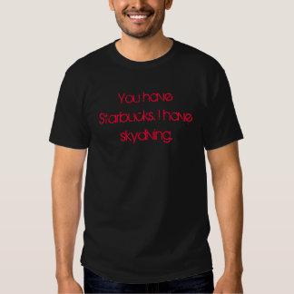 Camisa de Skydiving