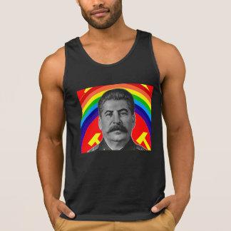 Camisa de Stalin del arco iris