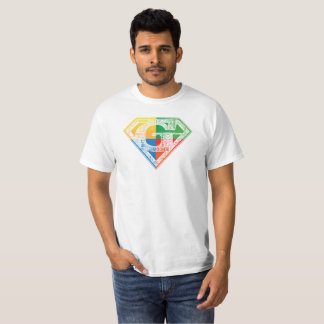 Camiseta Camisa de SuperGeocacher