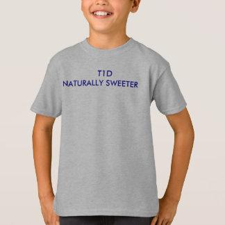 Camisa de T1D (diabetes del tipo 1)