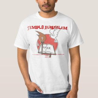 Camisa de Templo Jerusalén