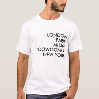 Camisa de Toowoomba