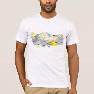 Camisa de Türkiye