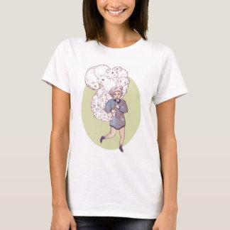 camisa de varios colores del gaitero