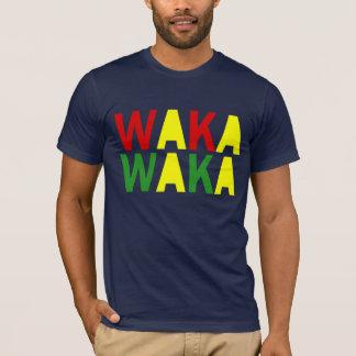 Camisa de Waka Waka África