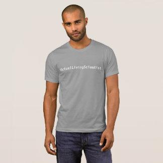 Camisa del #ActualLivingScientist