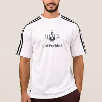 Camisa del ajedrez: Presidente del club