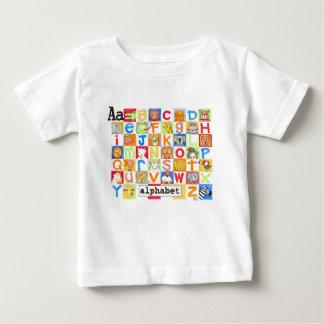 Camisa del alfabeto
