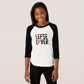 Camisa del amante de Lefse
