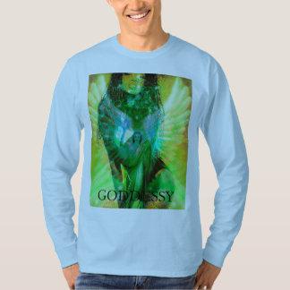 Camisa del arcángel de la diosa de Metatron por el