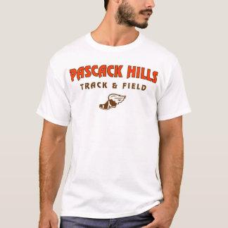 Camisa del atletismo de las colinas de Pascack