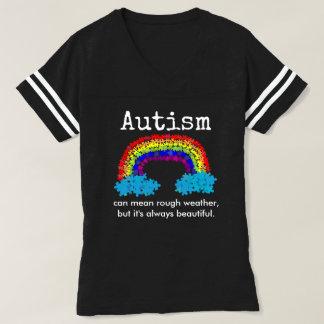Camisa del autismo
