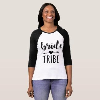 Camisa del bachelorette de la tribu de la novia