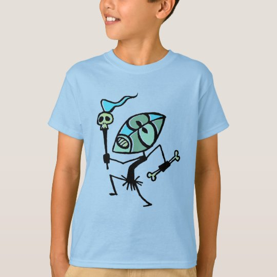 Camisa del bailarín de Tiki de la antorcha del