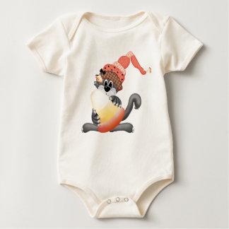 Camisa del bebé de Halloween de la